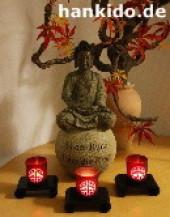 Buddha, Meditation Selbstverteidigung, Bundesakademie koreanischer Kampfkünste